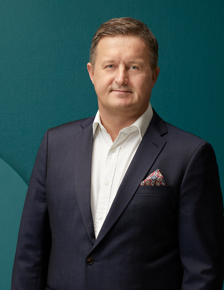 Stockmann CEO Lauri Veijalainen